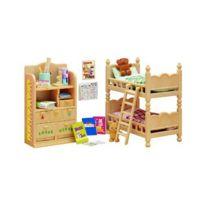 Epoch D'Enfance - Sylvanian Families 2926 Mobilier Chambre Enfants