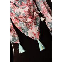 echarpes foulards femme achat foulards charpes femme pas cher rueducommerce. Black Bedroom Furniture Sets. Home Design Ideas