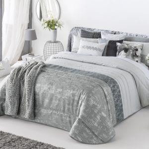 couvre lit espagne 100POURCENTCOTON   Couvre lit 280x270 cm tissé jacquard Alessi  couvre lit espagne