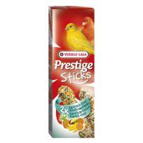 Versele Laga - Sticks Prestige pour perruches Fruits Exotiques 2 pièces