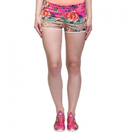 Originals Short Rose Femme Adidas Compagny Farm nOvmN0y8w