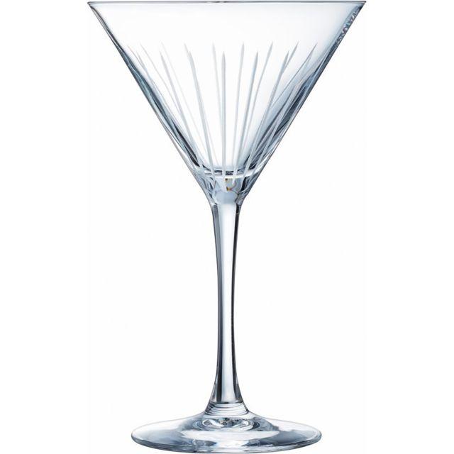 cristal d 39 arques coffret de verres pied 30 cl illumination l7532 pas cher achat vente. Black Bedroom Furniture Sets. Home Design Ideas