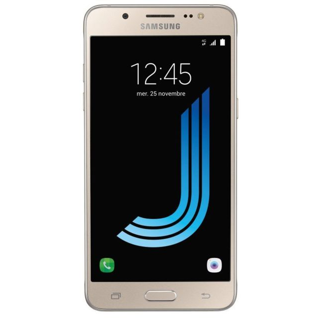 Samsung J510 Galaxy J5 2016, Double Sim Or