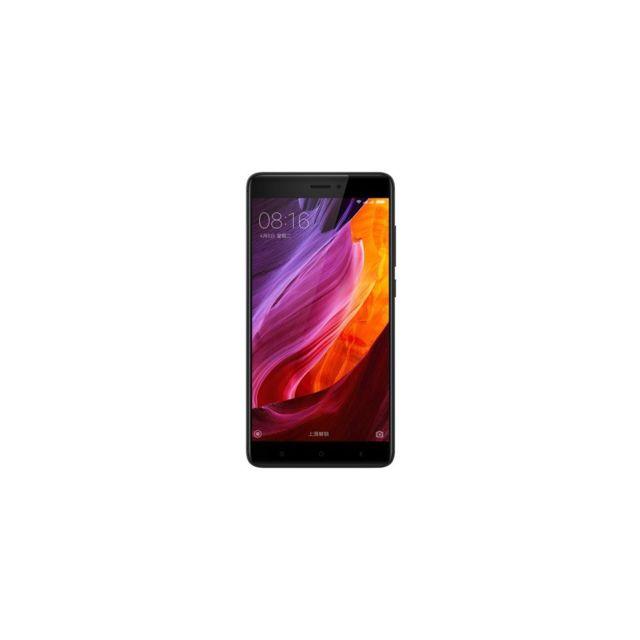Auto-hightech Smartphone 5.5 pouces Octa-core Miui 8.1 Os 4G, 4 + 64Go - Noir
