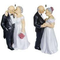 Santex - Couple de vieux mariés