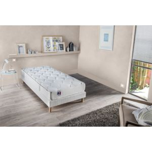 lovea matelas accueil latex 3 zones 90x190 90cm x 190cm achat vente matelas latex pas chers. Black Bedroom Furniture Sets. Home Design Ideas