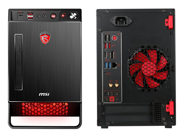 achat msi pc fixe gamer intel core i7 6700k nightblade. Black Bedroom Furniture Sets. Home Design Ideas