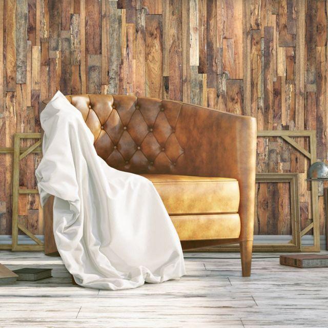 Bimago Makossa A1 Wsr10m661 P Papier Peint Nature Of Wood