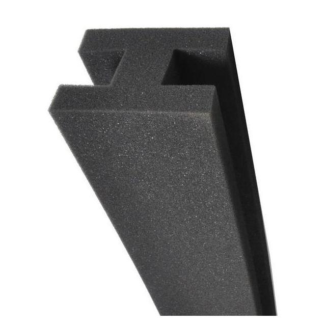 Power Studio Foam 400 Joint - Panneau acoustique modulaire Joint Power StudioFOAM 400 Joint Le Foam 400 Joint permet d'assembler deux panneaux Foam 400 Panel ensembles l'un à la suite de l'autre.Permet une excellente isolation.Il est fabriqué à la même di