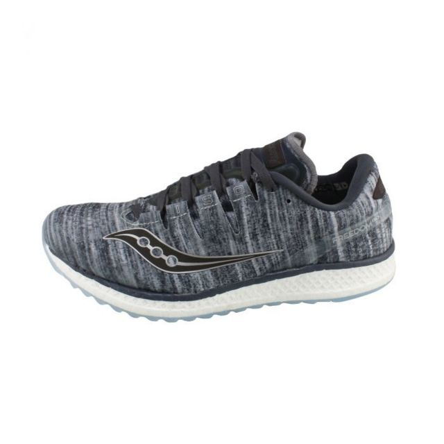 Saucony Freedom Iso Bleue Et Blanche Chaussures running Gris Gris Gris pas 3fbbca