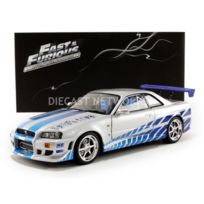 Greenlight Collectibles - 1/18 - Nissan Skyline R34 - 2FAST 2FURIOUS - 1999 - 19029