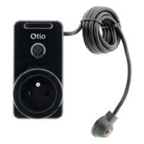 Otio - Prise économie d'énergie avec récepteur infrarouge