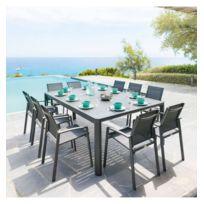 Hespéride Places Table Extensible Aluminium Seville 10 kXuwPZTiO