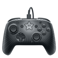 PDP - Manette filaire Mario Star - Switch