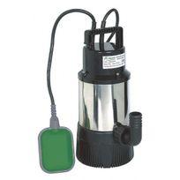 Ribitech - pompe vide-cave eaux claires mutli-cellulaire + interrupteur inox 900w - prpvc800mc3