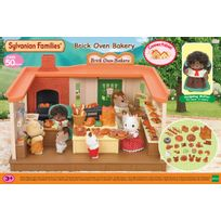 Epoch - Set boulangerie traditionnelle et figurine - 5237