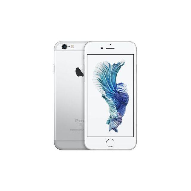 APPLE - iPhone 6S - 128 Go - Argent - Reconditionné