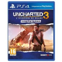 SONY - Uncharted 3 : L'Illusion de Drake - PS4