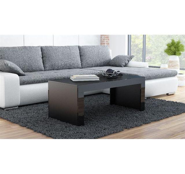 Chloe Design Table Basse Design Yori Noir 120 Pas Cher Achat