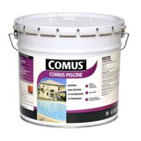 Comus - Peinture Piscine 3L satinée Blanc - 12533
