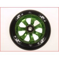 Blunt - Roue de trottinette 7 spokes 110 mm vert noir Vert 84822