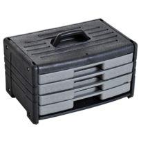 Mallette aluminium à cloisons amovibles MULTIPRO SORI 355x325x135- 426100 v0hPKPcoVb
