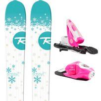 - Sassy 7 Ski + Saph 100 B100 Fixation No Name