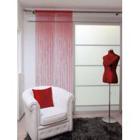 rideau framboise achat rideau framboise pas cher rue du commerce. Black Bedroom Furniture Sets. Home Design Ideas