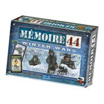 Days Of Wonder - Jeux de société - Mémoire 44 - Winter Wars