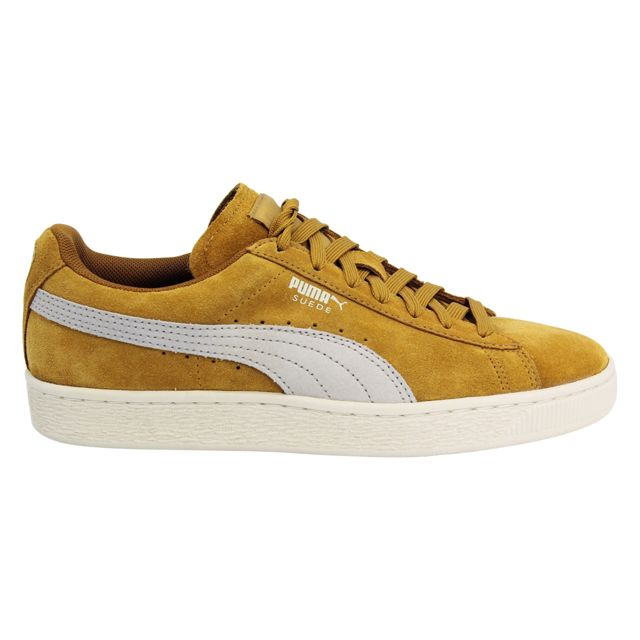 4bac4cb87c Chaussures Wns Classic Cuir Sneakers Femme Mode Suede Puma 54AqRjL3