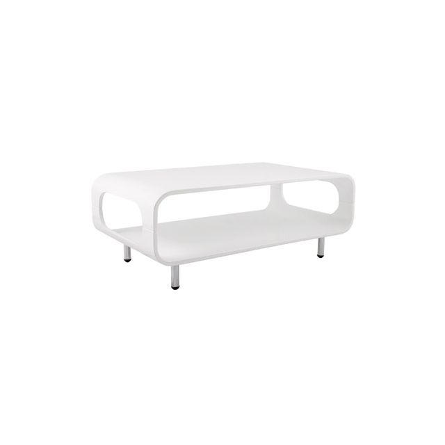 Table basse design 49x85x33cm Warso