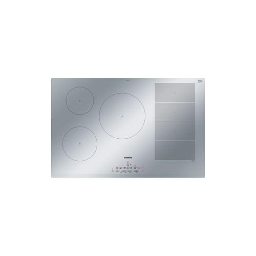 siemens table flexinduction fryingsensor 80 cm ex859fvc1e achat plaque de cuisson induction. Black Bedroom Furniture Sets. Home Design Ideas