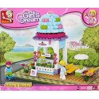 Sluban Europe - Jeu De Construction - Nouvelle Serie Girl'S Dream - Marchand De Glaces - Sluban M38-B0525