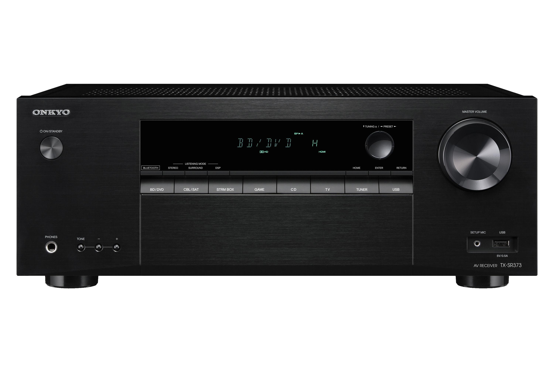 Ampli-tuner home cinéma A/V 5.1 TX-SR373