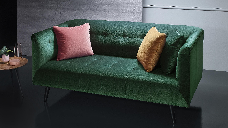 bobochic canap paris 3 places fixe vert achat vente canap s pas chers rueducommerce. Black Bedroom Furniture Sets. Home Design Ideas