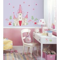 Roommates - Stickers Château de princesse repositionnables 21 éléments