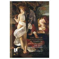 Ricercar - Le temps de Monteverdi