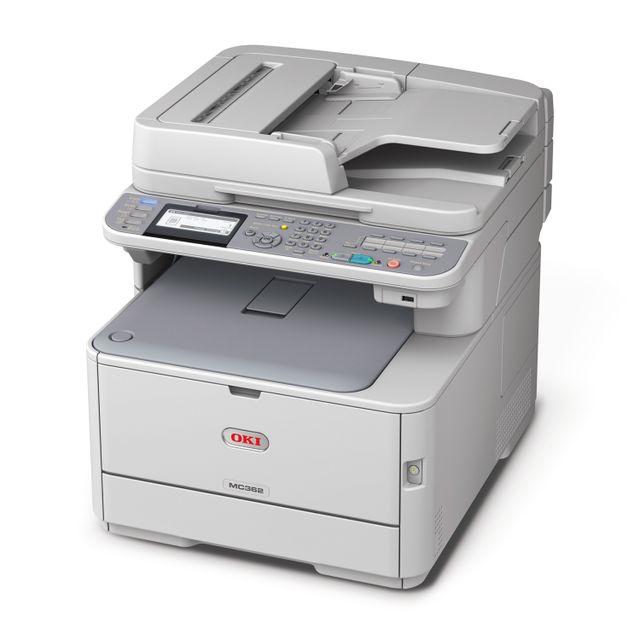 OKI Imprimante laser couleur - scanner