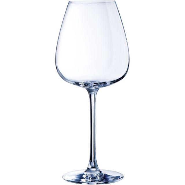 CRISTAL D'ARQUES Coffret de 6 verres à pied 35 cl \