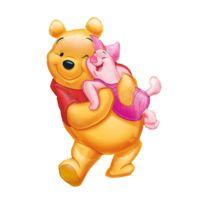 Marque Generique - Ballon en forme de Winnie et Porcinet