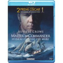 Eagle Pictures Spa - Master & Commander - Sfida Ai Confini Del Mare BLU-RAY, IMPORT Italien, IMPORT Coffret De 2 Blu-ray - Edition simple