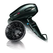 Babyliss - Pack sèche Cheveux Pro Murano + Diffuseur