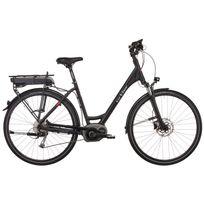 Ortler - Tours Nyon - Vélo de trekking électrique Femme - noir