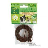 Verlina - Collier anti tiques & anti puces - petit & moyen chien