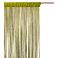 Rideau fil - 85 x 185 cm - Vert