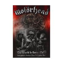 Motorhead - The World Is Ours /Vol.1 : Everything Further Than Everyplace Else