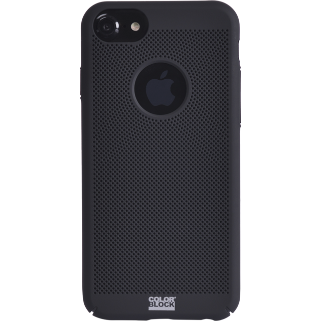 bigben connected iphone 6 6s perf metal case noir pas cher achat vente coque tui. Black Bedroom Furniture Sets. Home Design Ideas