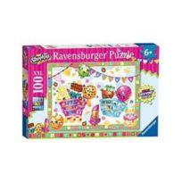 Ravensburger - Puzzle Xxl 100p Shopkins Course de caddie