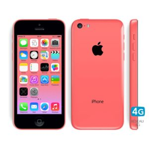 apple iphone 5c 16 go rose pas cher achat vente. Black Bedroom Furniture Sets. Home Design Ideas