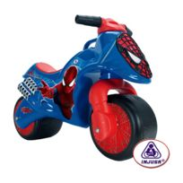 Injusa - Spiderman - Porteur Neox Moto Spider-Man